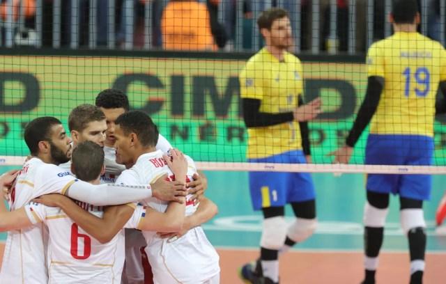França levou o título da Liga (Foto: FIVB)