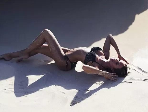 Candice Swanepoel (Foto: Reprodução/Instagram)