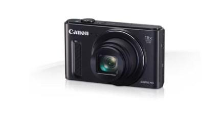 Canon PowerShot SX610 HS oferece vídeos em Full HD e fotos com 20,2 MP (Foto: Divulgação/Canon)