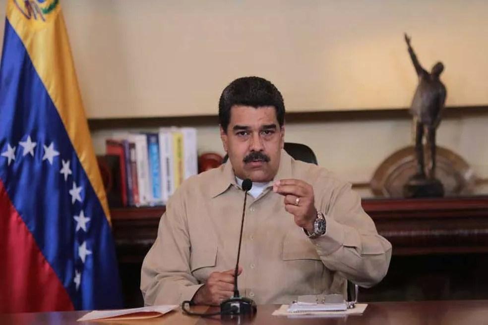 Nicolás Maduro acusa a oposição de