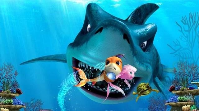 Globo exibe o filme O Espanta Tubarões na Sessão da tarde