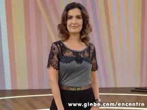 Encontro com Fátima Bernardes (Foto: Encontro com Fátima Bernardes/TV Globo)