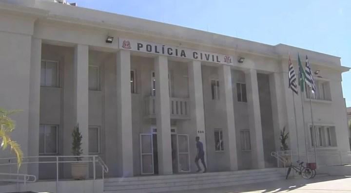 Caso foi registrado no plantão policial em Araçatuba — Foto: Reprodução/TV TEM
