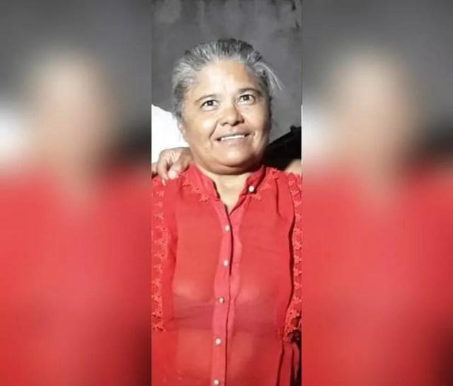 Maria Zélia da Silva, de 55 anos, foi assassinada em Sorriso — Foto: Arquivo pessoal