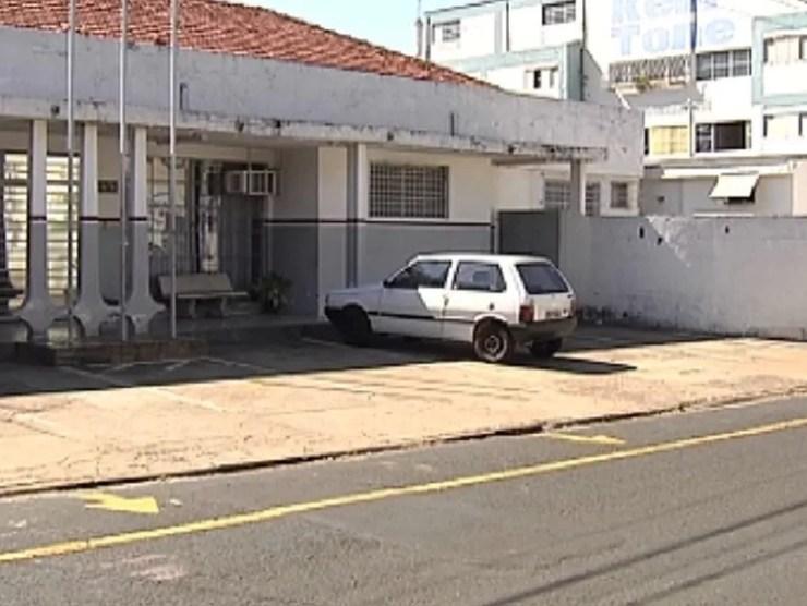 IML de Rio Preto  (Foto: Reprodução / TV Tem)