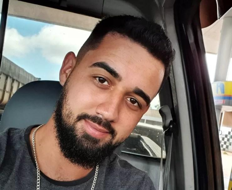 Caminhoneiro morreu em acidente no interior de SP — Foto: Arquivo pessoal