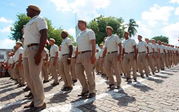 Polícia Militar irá reforçar segurança no bairro de Itapuã (Foto: Carol Garcia/GOV BA)