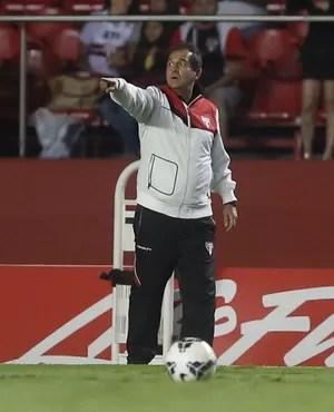 Muricy Ramalho São Paulo (Foto: Rubens Chiri / site oficial do São Paulo FC)