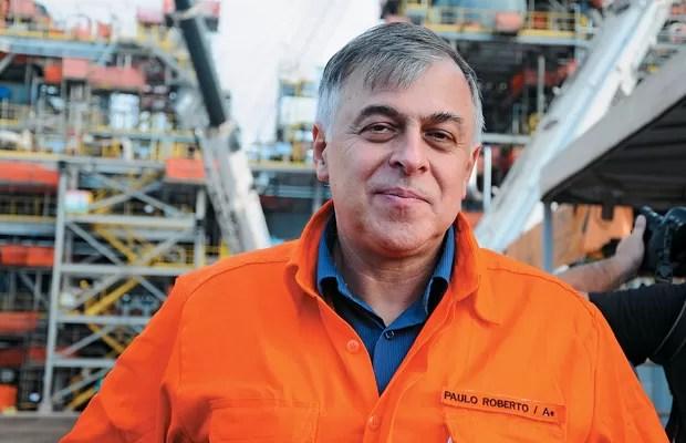 ARQUIVO Paulo Roberto Costa, ex-executivo  da Petrobras.  Ele guardava provas de suas transações (Foto: Blenda Souto Maior/DP/D.A Press)