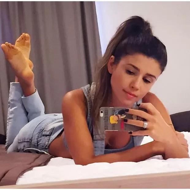 Paula Fernandes (Foto: Reprodução/ Instagram)