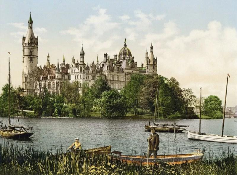 Palácio de Scherin (FOTO: TASCHEN VIA BOREDPANDA)