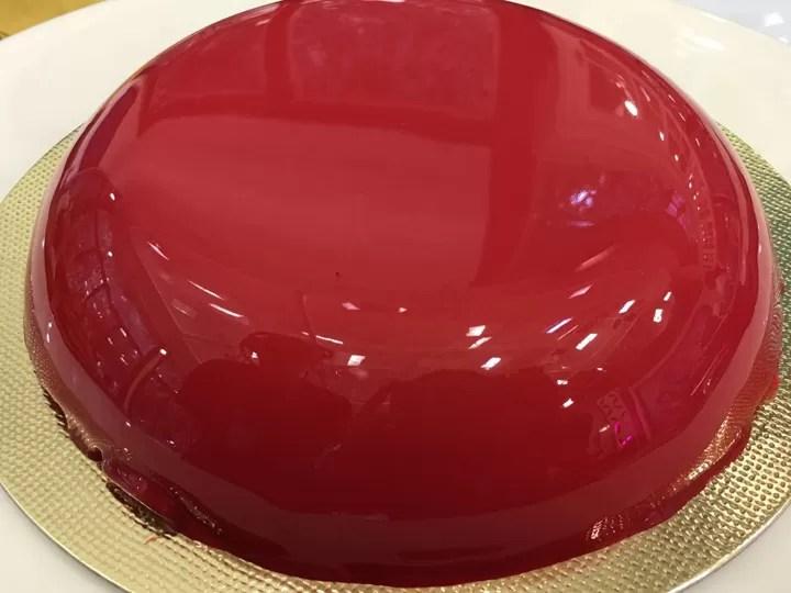 Glass Cake - Bolo de Vidro