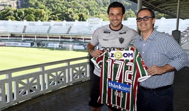 Fred interessa ao Fluminense (Foto: Fluminense / divulgação)