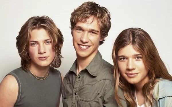 Lembra deles? Irmãos da banda Hanson vêm ao Brasil - ÉPOCA | Bruno Astuto