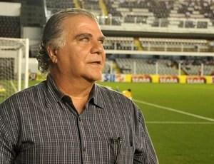 Odílio Rodrigues, vice-presidente do Santos (Foto: Divulgação/Santos FC)