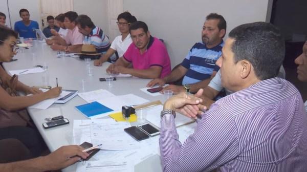 Reunião com representantes dos dois países discutiu uma forma de dividir os gastos hospitalares (Foto: Rede Amazônica/Reprodução)