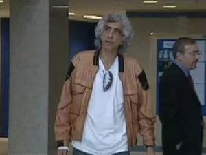 O ex-juiz Rocha Mattos (Foto: Reprodução/TV Globo)