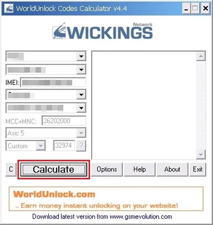 Calculando o código de desbloqueio (Foto: Reprodução/Lívia Dâmaso)