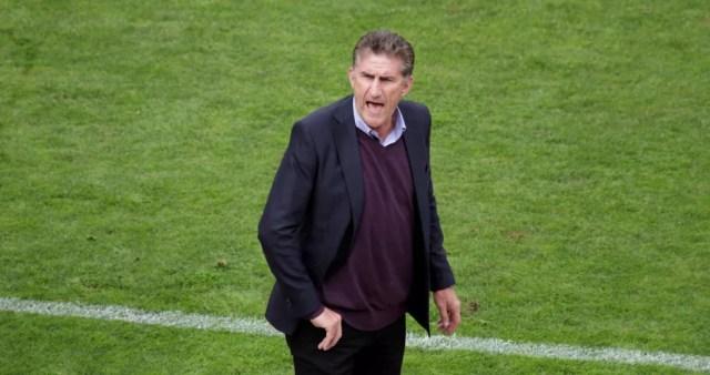 Edgardo Bauza foi demitido na última segunda-feira da seleção argentina (Foto: REUTERS/Manuel Claure )