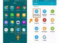 Acesse as configurações de aplicativos no Android (Foto: Reprodução/Barbara Mannara)
