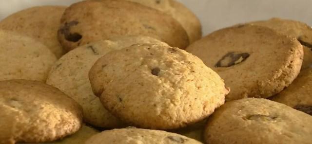 Cookies a partir de subprodutos das frutas é nutritivo e teve boa aceitação, segundo pesquisa da Esalq-USP — Foto: Oscar Herculano/EPTV