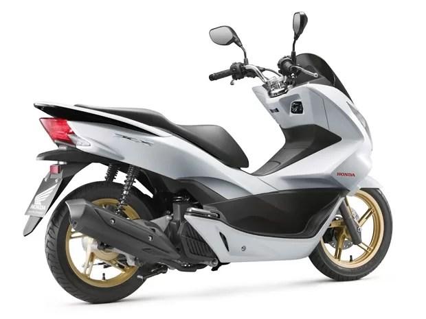 hondapcx2016_3 - Honda PCX 2016 chega renovado e preço do scooter sobe para R$ 10.299