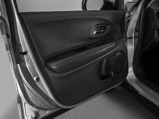 Honda HR-V 2017 (Foto: Divulgação)