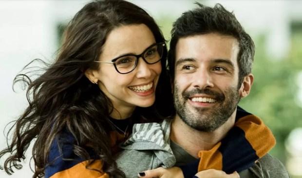 Débora Falabella e Gustavo Vaz  (Foto: Divulgação)