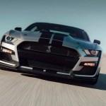 Mustang Shelby Gt500 De 770 Cv E O Ford Mais Potente Da Historia Carros Autoesporte