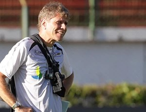Paulo Autuori Vasco treino (Foto: Marcelo Sadio / Flickr do Vasco)