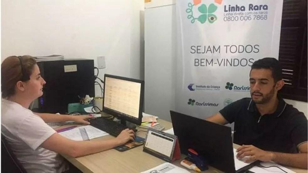 Inspirado em serviço português, Linha Rara busca escutar, informar e aconselhar sobre doenças raras  (Foto: Arquivo pessoal)