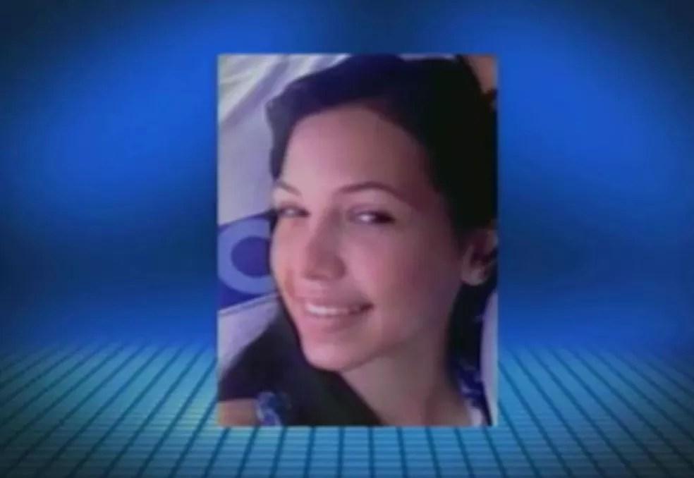 Rebeca Cristina foi morta em João Pessoa em julho de 2011 — Foto: Reprodução/TV Cabo Branco/Arquivo