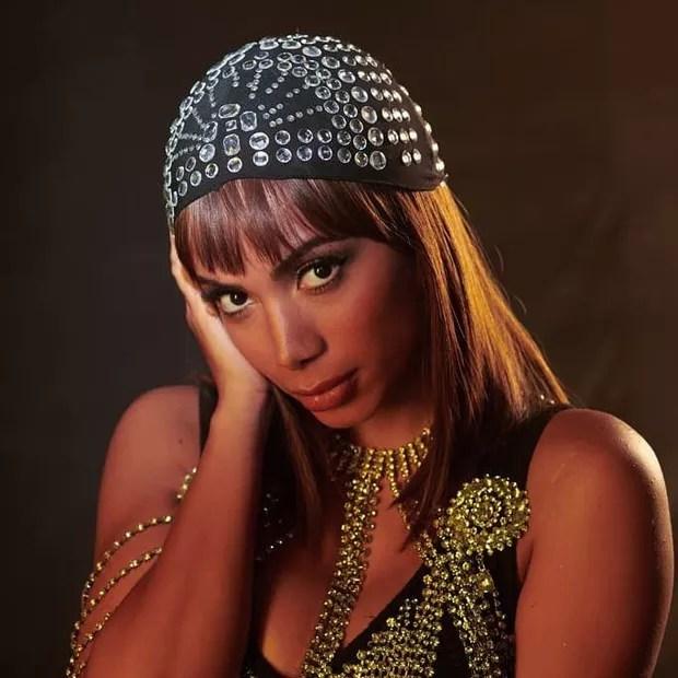 Anitta - track 7 - Get to know me (Foto: Reprodução/Instagram)