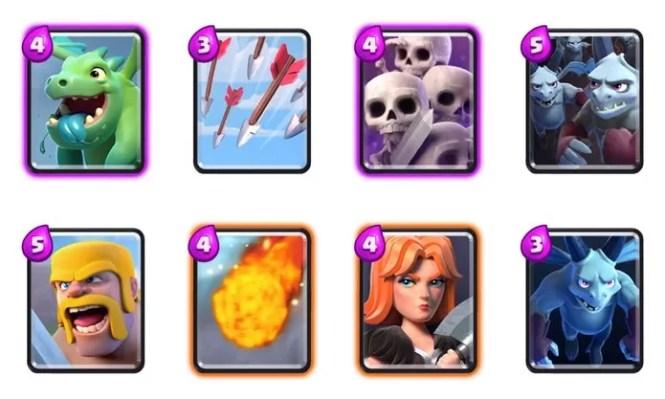 Las tarjetas más utilizadas por los jugadores para anular los ataques enemigos (Foto: Montaje / Darío Coutinho)