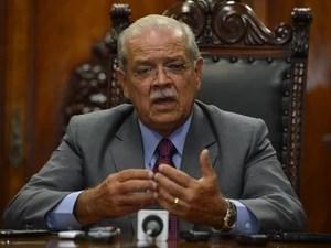 O ministro dos Transportes, César Borges (Foto: Valter Campanato/ABr)