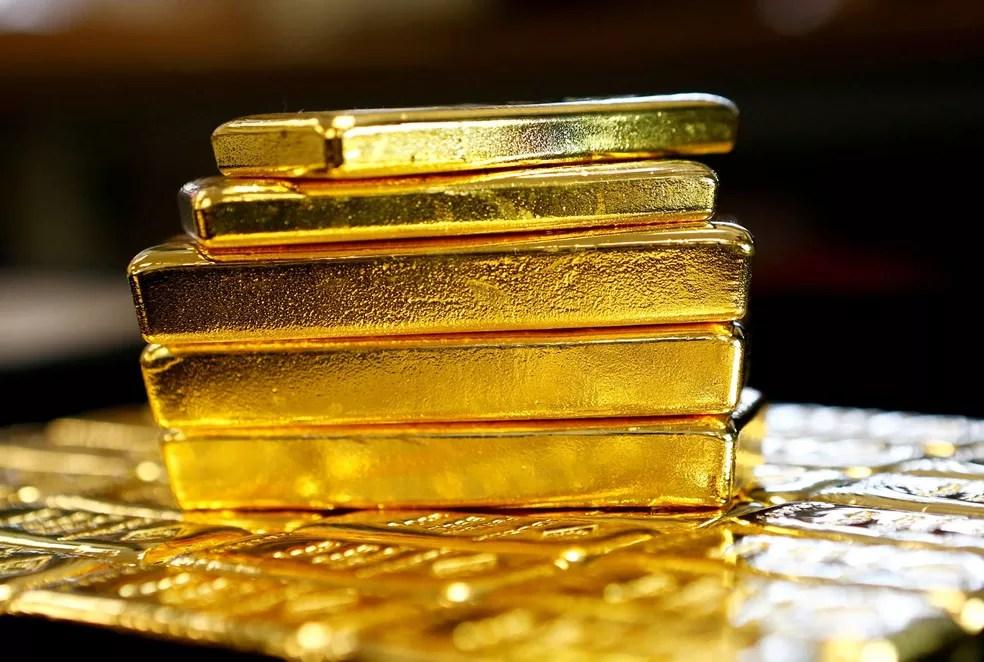 Francês herdou casa e encontrou 100 kg de ouro escondidos no imóvel (Foto: Leonhard Föger/Reuters)