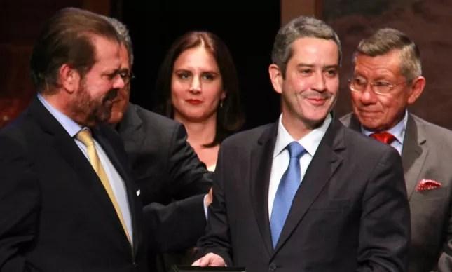 Com eleição definida, Caboclo e Reinaldo fazem contato cordial   Panorama Esportivo - O Globo