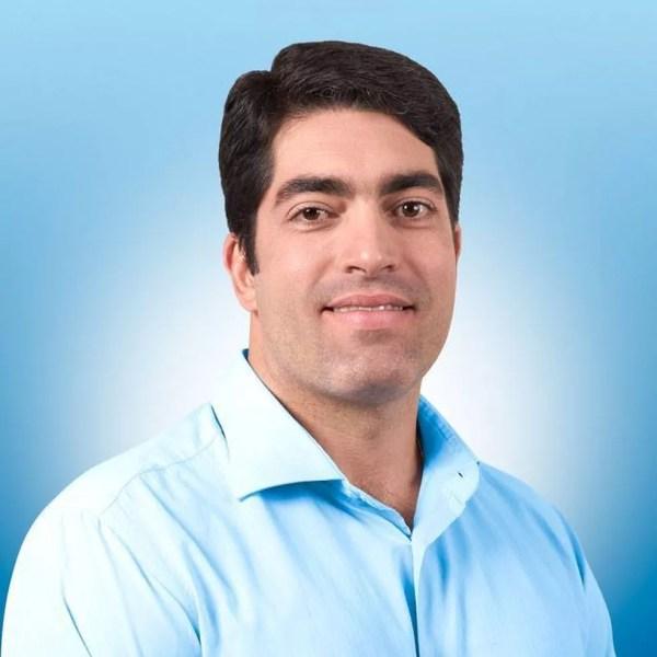 Otto Alencar Filho é eleitor deputado federal pela Bahia. — Foto: Reprodução/Facebook