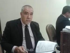 Giovanni Martinovich de Araújo Calábria, advogado (Foto: Kamylla Lima/ G1)