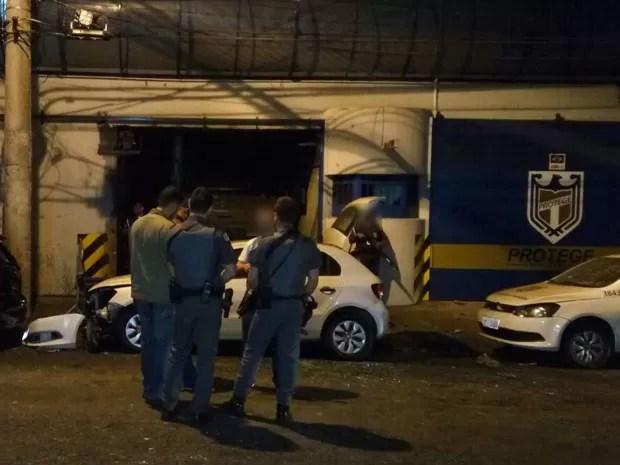 Protege foi alvo de criminosos (Foto: Divulgação)