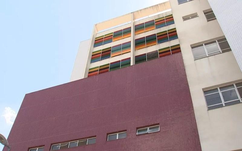Hospital da Criança e Maternidade (HCM) de Rio Preto — Foto: Reprodução/TV TEM