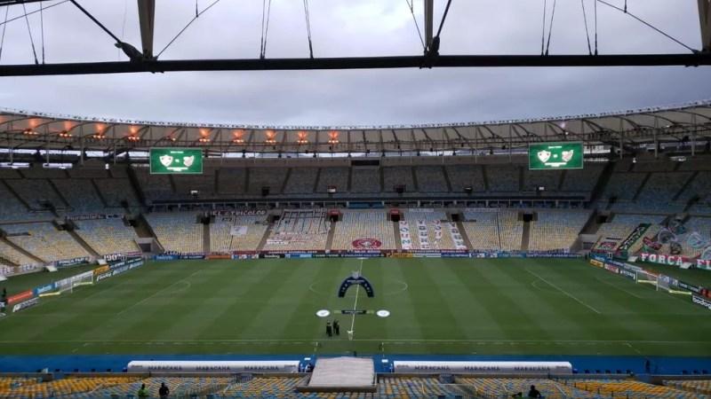 Maracanã será palco da final do Campeonato Brasileiro Sub-17 — Foto: Felipe Siqueira / ge