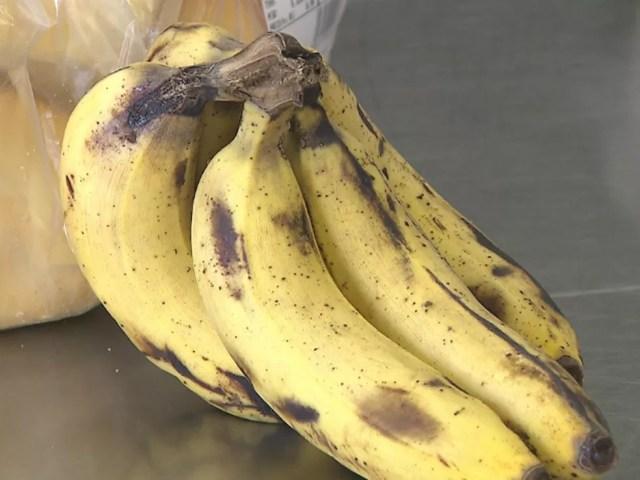 Aprenda a aproveitar bananas maduras (Foto: Reprodução/RPC)