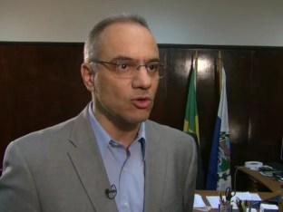 Roberto Sá, novo secretário de Segurança Pública do RJ (Gnews) (Foto: GloboNews)