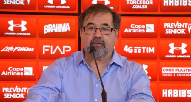 Marco Aurélio Cunha (Foto: Érico Leonan / saopaulofc.net)