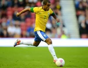 Lucas Seleção Brasileira Brasil Olimpíadas (Foto: AFP)