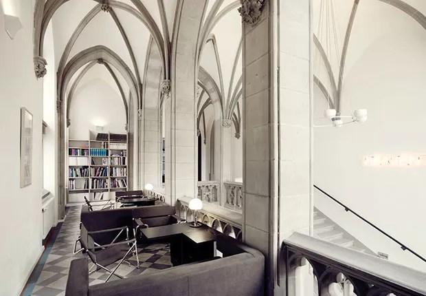 Hotel histórico na Alemanha (Foto: Ralph Baiker / divulgação)