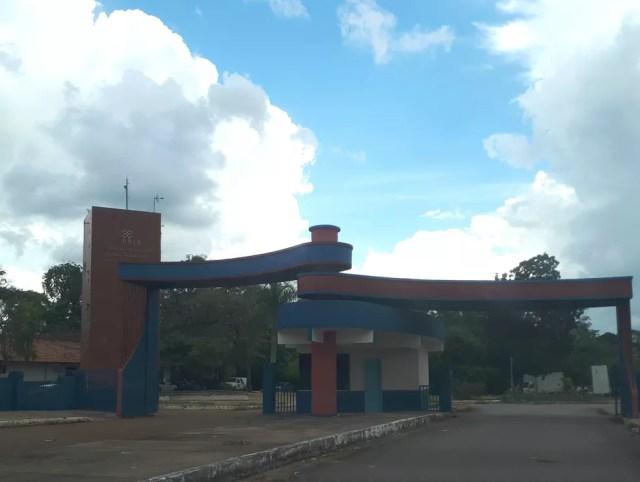 Universidade Federal de Rondônia  — Foto: Ana Kézia Gomes/ G1