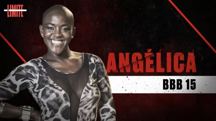 Angélica é uma das participantes do 'No Limite' — Foto: Globo