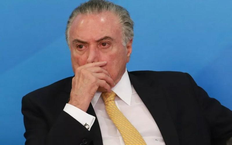 O presidente Michel Temer  (Foto: André Dusek / Estadão Conteúdo)